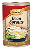 Roland Foods Bean Sprouts, 15 Ounce (Pack of 24)