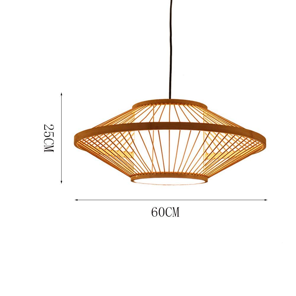 Nordic Simple Branch Shape Chandelier Chandelier Chandelier Wicker Rattan Hanging Lamp Restaurant Bar Hotel Bedroom Living Room Chandelier 60  25Cm 84d948