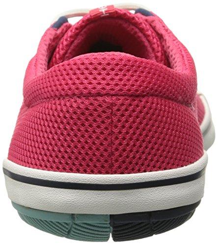 145 Hansen Profond Chaussures Helly Lo Scurry Femme Écru Sport de Rouge Acier Magenta W wRFzx