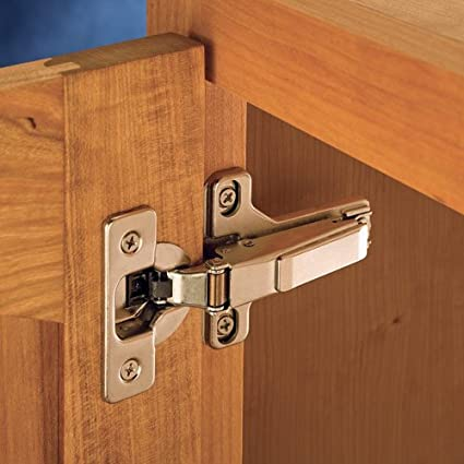 Silentia Soft Close Hinges Face Frame 12 Overlay Pair