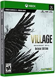 Resident Evil: Village Deluxe - Limited Edition - Xbox One