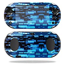 MightySkins Protective Vinyl Skin Decal for Sony PS Vita (Wi-Fi 2nd Gen) wrap cover sticker skins Space Blocks