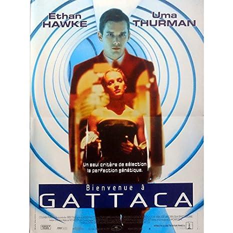 Bienvenido A GATTACA Póster de película, 40 x 60 cm-1997 ...
