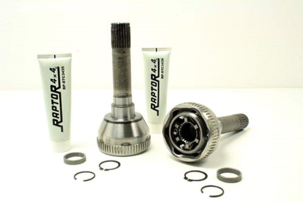 Proper Spec Land Rover TERRAFIRMA DEF/D1/RRC HD CV Joints with ABS 94 ON Pair (KAM313) New