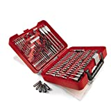 #6: Craftsman 100 Piece drilling and driving kit