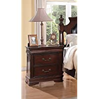ACME Gwyneth Cherry Nightstand