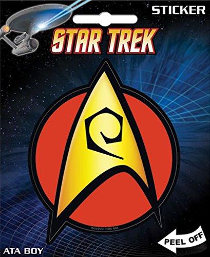 Ata-Boy Star Trek Engineering Insignia 4