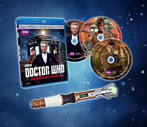 Doctor who christmas specials giftset