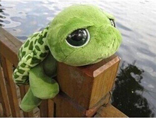 Big Eyes Turtle Pillow Cushions Plush Toy Doll Doll Super Meng Pet Gift 60cm
