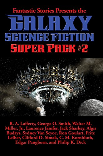Galaxy Sphere Fiction Super Pack #2: With linked Table of Contents