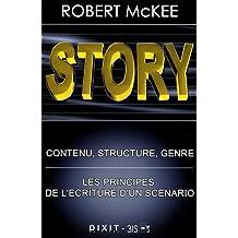 Story : Les principes de l'écriture d'un scénario