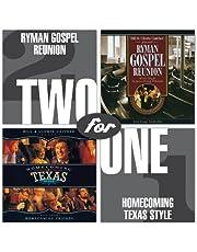 Ryman/Homecoming Texas