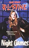 Night Games, R. L. Stine, 0671529587