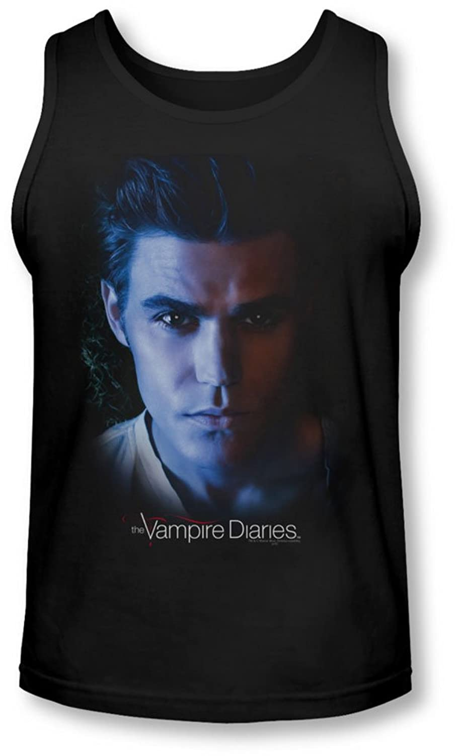 Vampire Diaries - Mens Stefan Tank-Top
