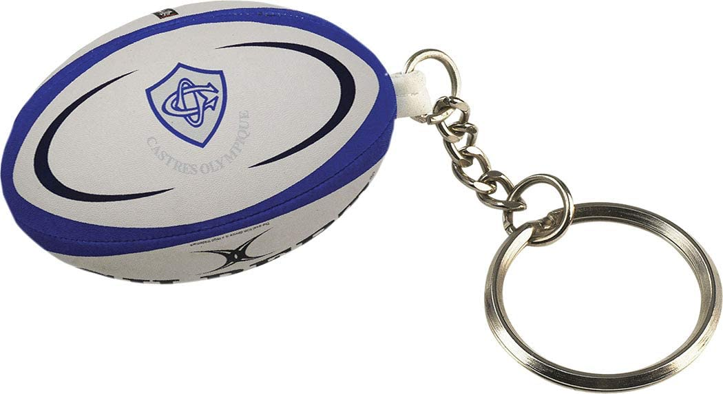 Gilbert Puerta llaves Rugby–Castres Olympique