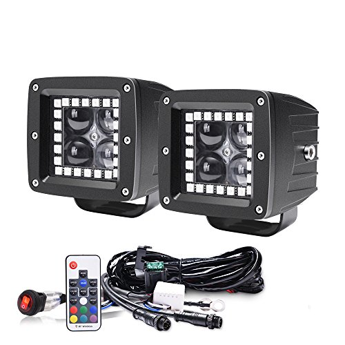 Wireless Led Fog Lights