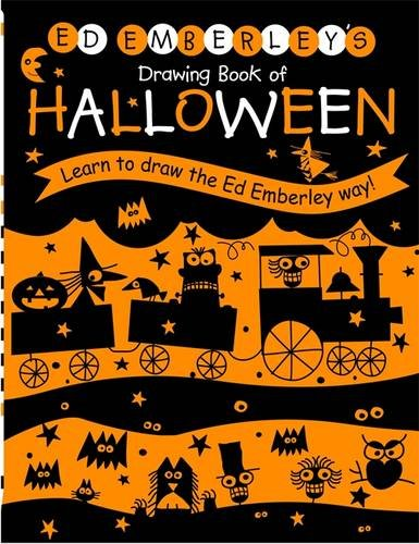 Ed Emberley's Drawing Book of Halloween (Ed Emberley Drawing Books)]()