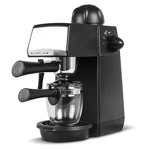 Máquina de café espresso de 5 bares, 4 tazas de 240 ml, con ...