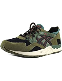 Gel-Lyte V Men Round Toe Suede Multi Color Running Shoe