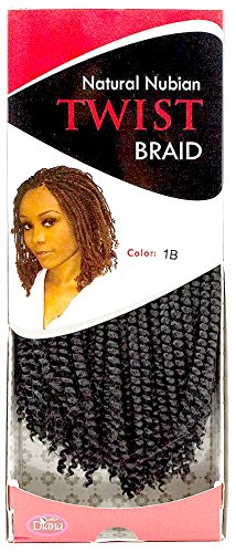 Nubian Twist Diana Natural Twist Braid Kanekalon Original product image