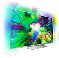 """Philips Androidâ""""¢ Ambilight LED TV 65"""