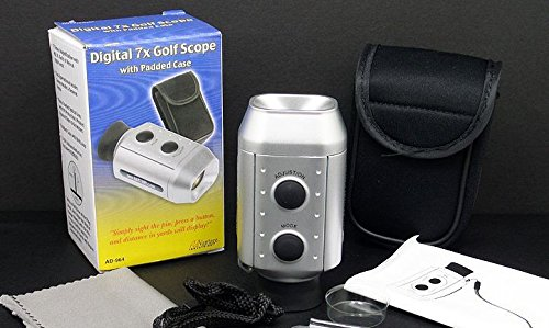PLAYEAGLE Golf Digital Rangefinder 7x18 Golf Training Tools Optic Telescope for Measuring Distance Sports Golf Digital Distance Meter/Golf Rangefiner by PLAYEAGLE (Image #6)