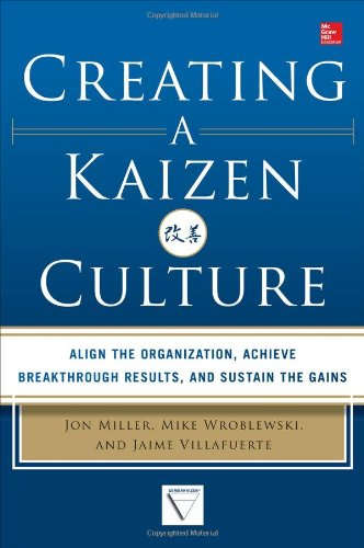 Bromwich januari 2013 creating a kaizen culture align the organization achieve breakthrough results and sustain the fandeluxe Choice Image