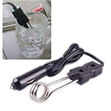 SINEDY 12V Car Immersion Heater Water Auto Electric Heater Practical Useful