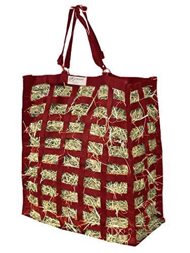 - Derby Originals Supreme 4 Sided Slow Feed Hay Bag with Warranty