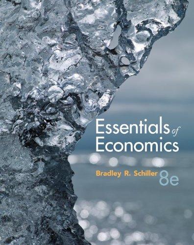 Essentials of Economics with Connect Plus