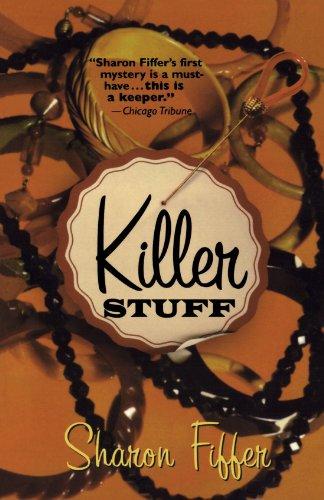 Killer Stuff: A Jane Wheel Mystery (Jane Wheel (Jane Wheel)