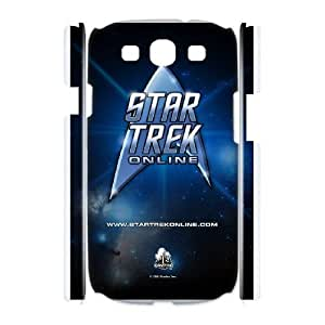 Customised Phone Case Star Trek For Samsung Galaxy S3 I9300 Q5A2112391