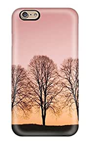 Iphone 6 Case Cover - Slim Fit Tpu Protector Shock Absorbent Case (tree Earth Nature Tree)