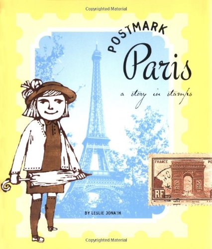 Postmark Paris: A Story in Stamps pdf epub