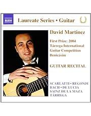 Guitar Laureate: David Martine