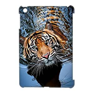 Tiger 3D-Printed ZLB578964 Brand New 3D Phone Case for Ipad Mini by icecream design