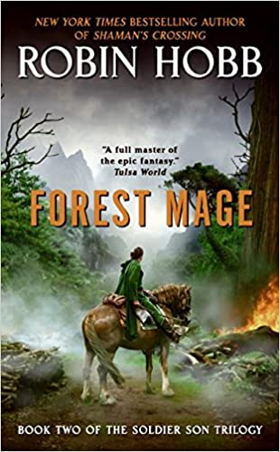 Forest Mage Soldier Son 2 By Robin Hobb