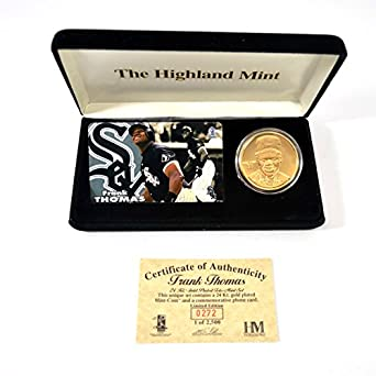 Highland Mint Frank Thomas Tele-mint Coin Set # out of at Amazon\'s ...