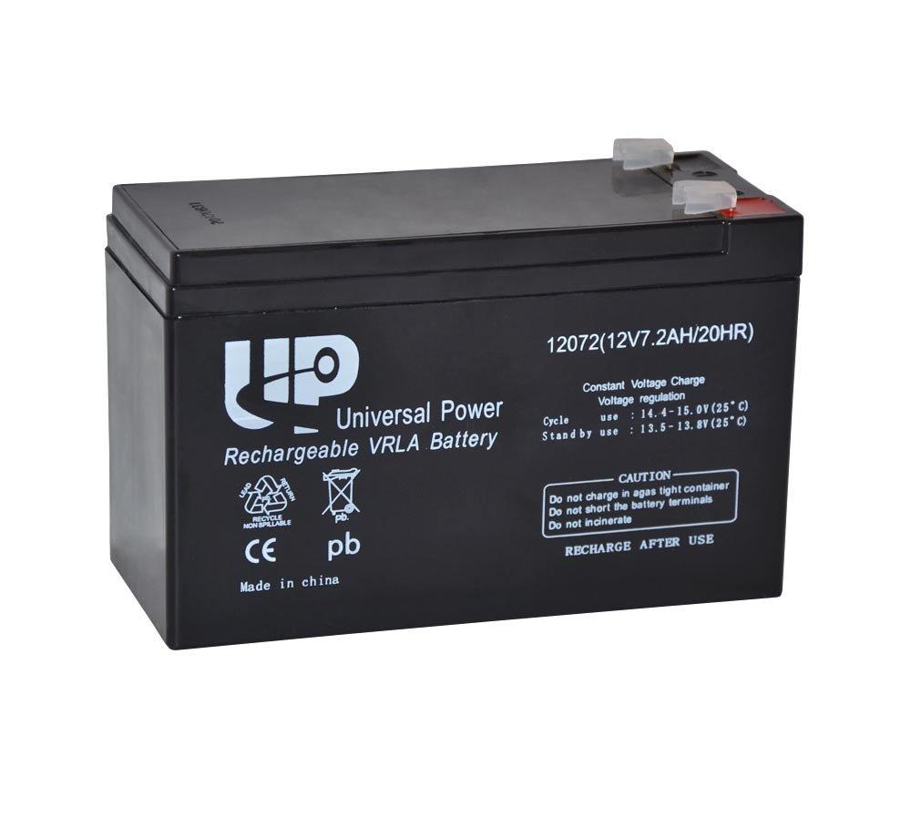 Batteria 12V 7,2Ah AGM STAGNA #20050900-20050454