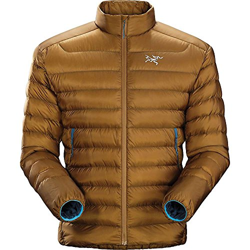 Arcteryx Cerium LT Jacket - Men's Bourbon Medium