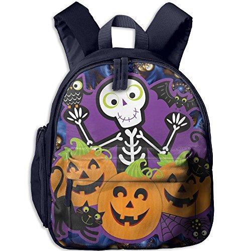 (Kids Toddler Halloween Party Preschool Bag Backpack Satchel Rucksack)