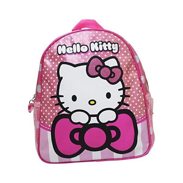 836b6db34e Hello Kitty Zaino Bambina Asilo Cestino Portapranzo Scuola – TravelKit