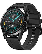 Huawei Watch GT 2 Sport Edition, 46 mm - Matte Black, SpO2 Supported