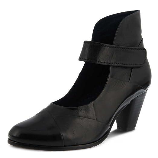 Spring Step Women's Chapeco Dress Pump, Black, ...