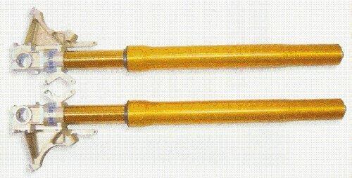 - Ohlins 04744-80 Fork Cartridge Kit (Road And Track 30Mm Front 04744-80 R&T 04 Fork Spring 8.0)