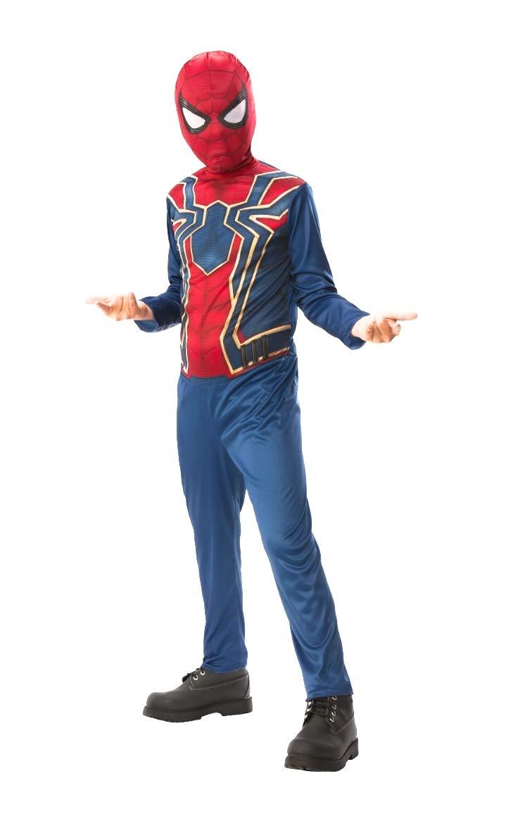 - 516Jyhu CjL - Avengers Infinity War Spiderman Iron Spider Costume