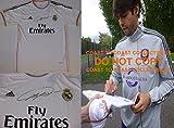 Signed Kaka Jersey - Ricardo . ., coa exact Proof - Autographed Soccer Jerseys