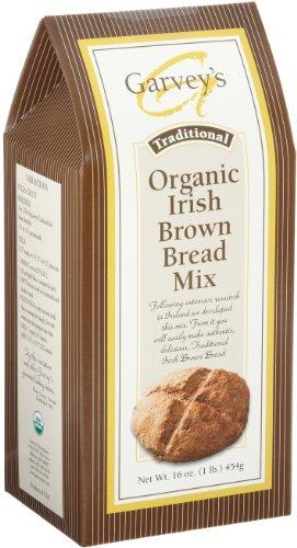 Garvey's Traditional Organic Irish Brown Bread Mix,16 oz