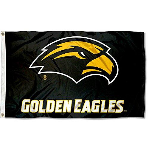 Southern Mississippi Eagles New Logo Flag -