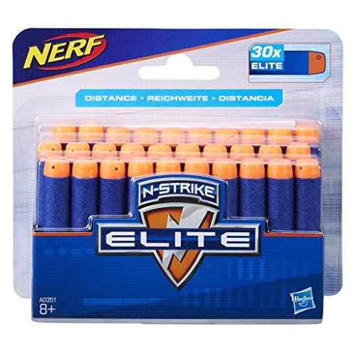 Nerf N-Strike Elite Dart Refill, Pack of 30
